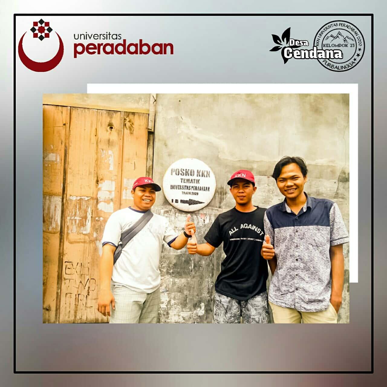 Hari ke 4 KKN Desa Cendana Universitas Peradaban