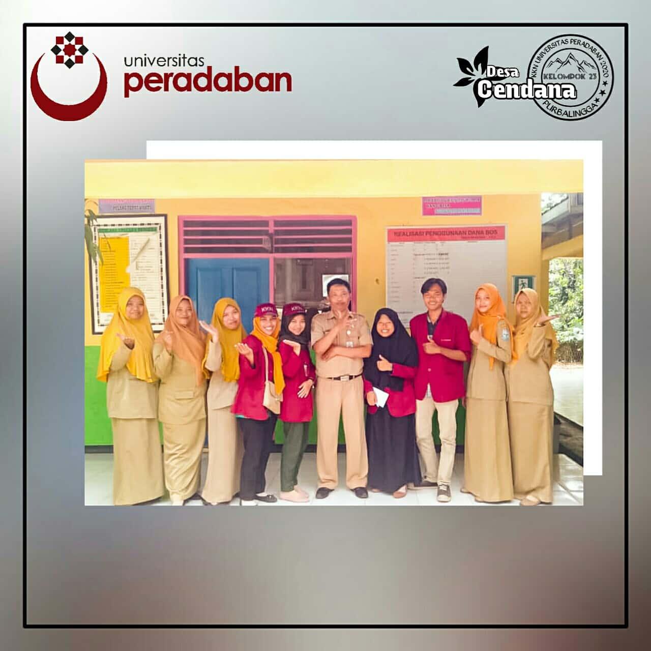 Hari ke 5 KKN Desa Cendana Universitas Peradaban