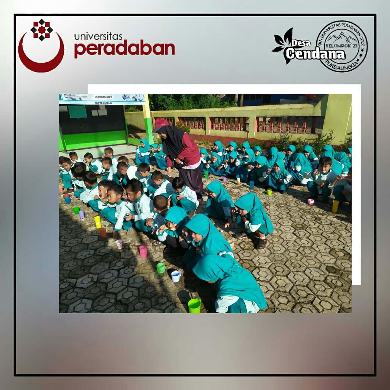 Hari ke 14 KKN Desa Cendana Universitas Peradaban