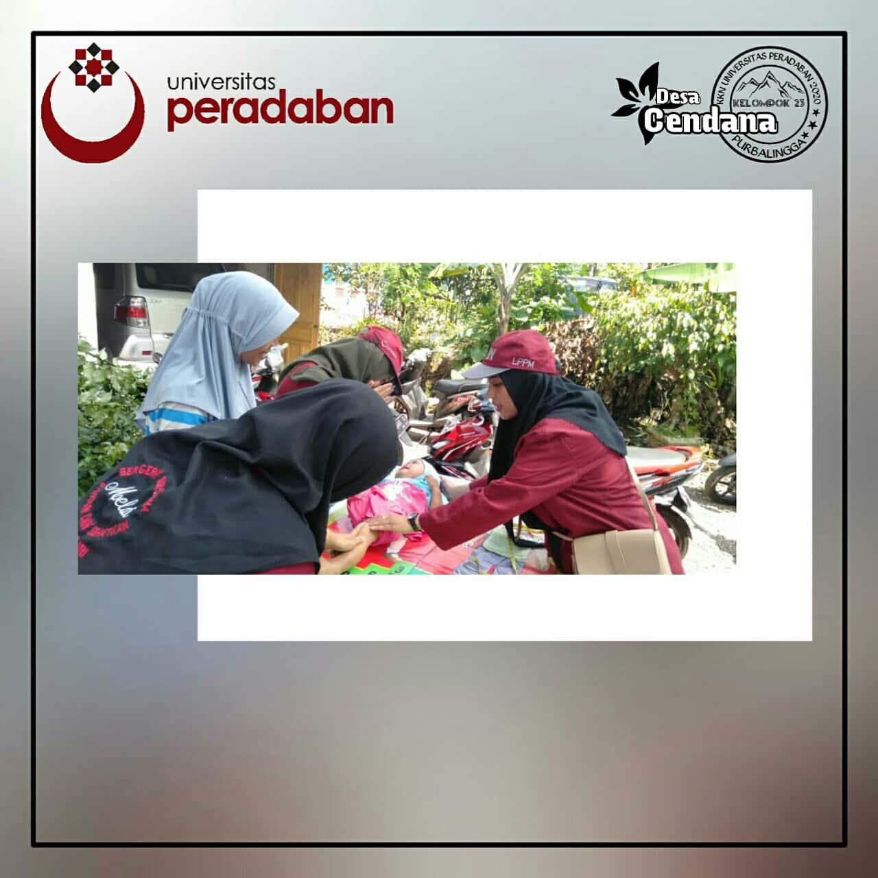 Hari ke 16 KKN Desa Cendana Universitas Peradaban